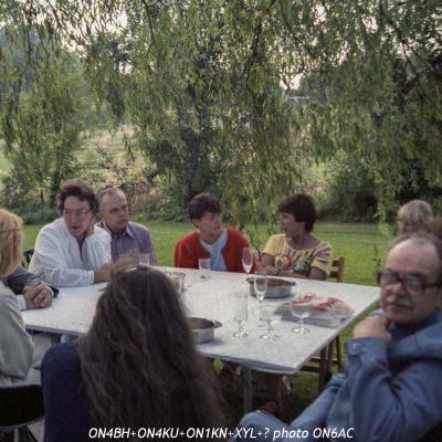 photos  du 24-08-1985 à Villers-le-Bouillet