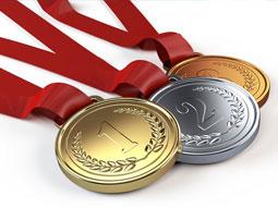 iaru region1 medailles