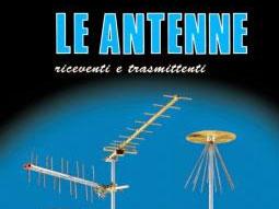 le antenne riceventi trasmittenti