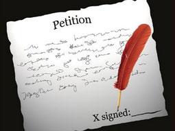 victory pour une petition originale