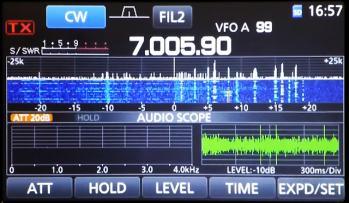 Audio sa scope