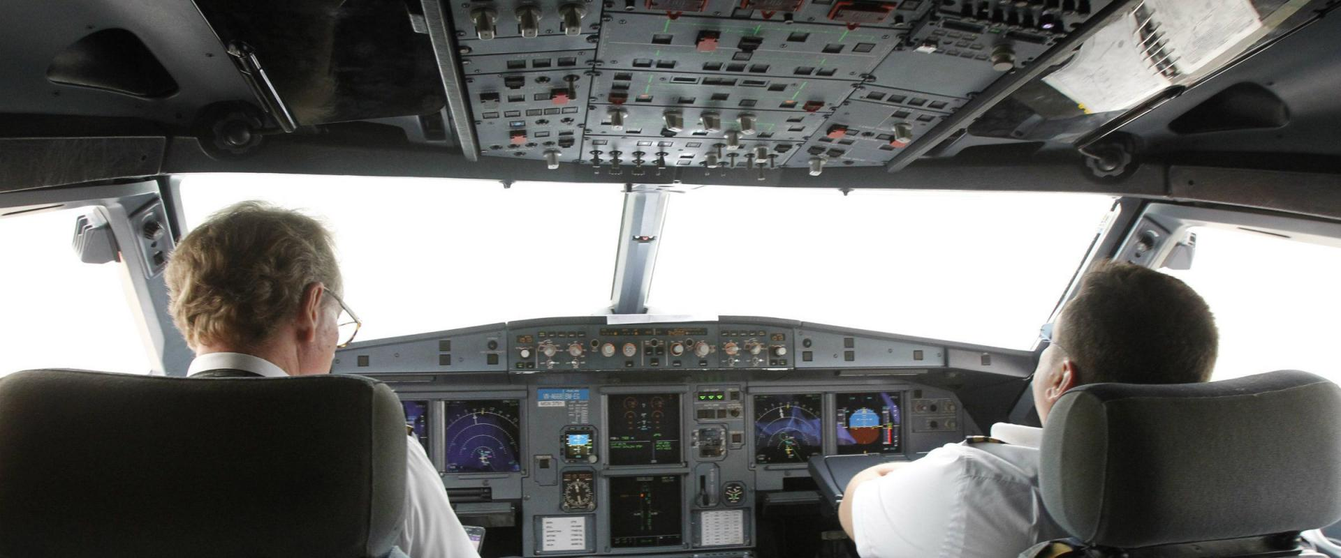Cockpit vi