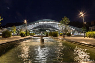 La Gare Calatrava
