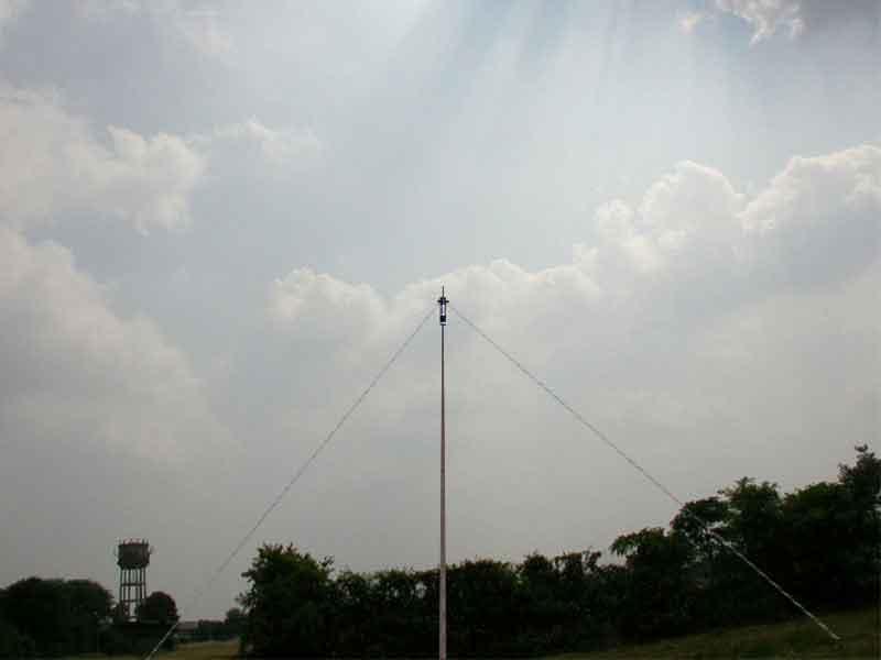 Dipole inverted v