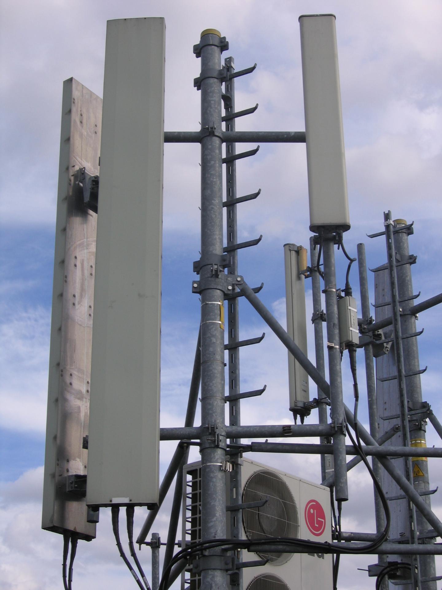 Gsm base station 2