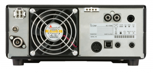 Ic 7300 back