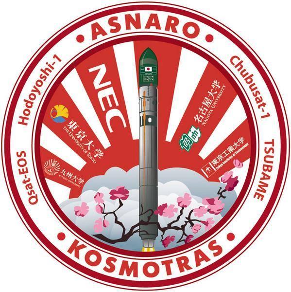 Microsat japonais