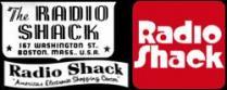 Radioshack logos