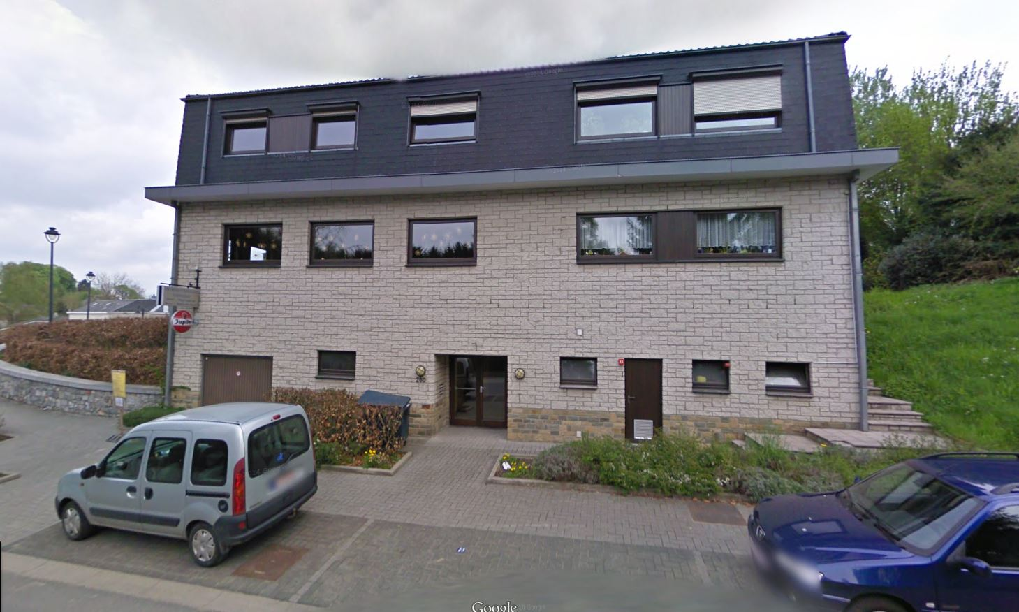 Rue de limbourg google maps