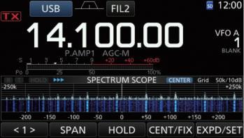 Spectrum scope