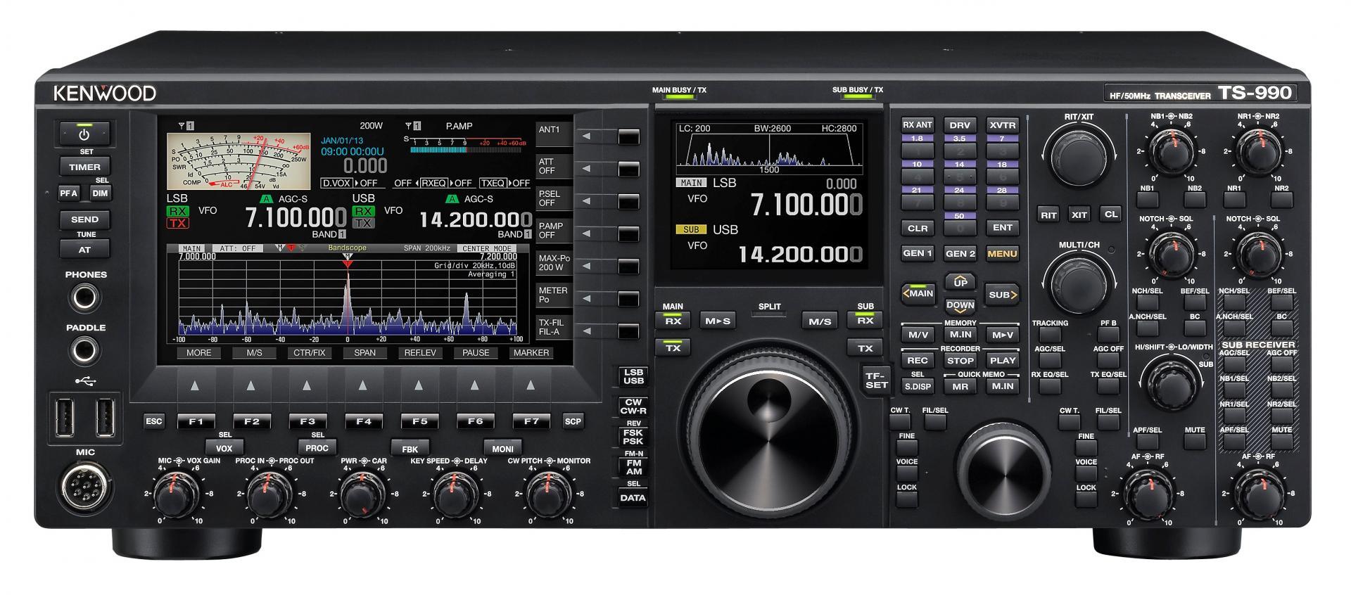 Ts 990s 1