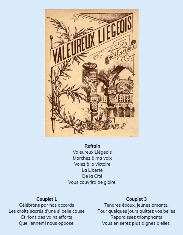 Valeureux Liégeois