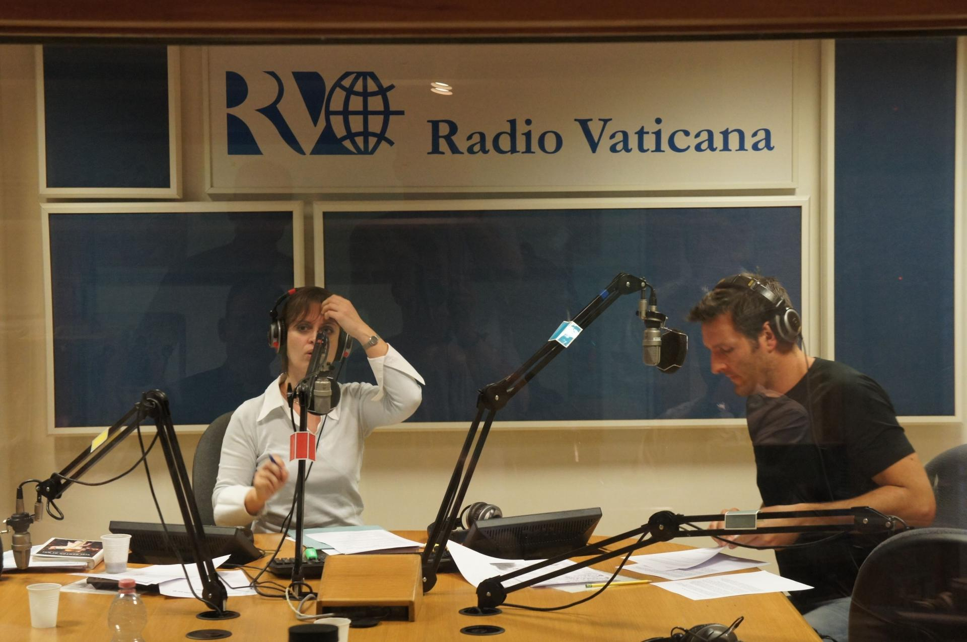 Vatican radio broadcast