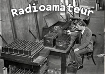 Widget radioamateur